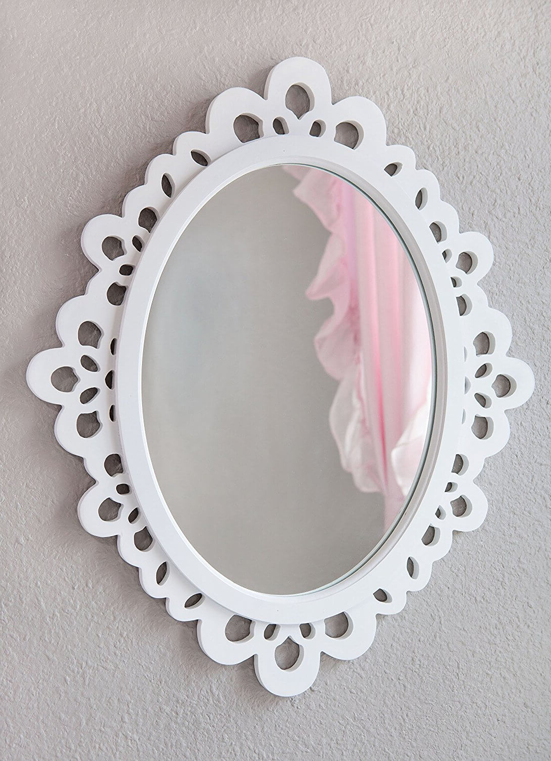 2019 Delightful Small Oval Beveled Mirror Shaving Ideas Depot Frame With Small Oval Wall Mirrors (View 1 of 20)