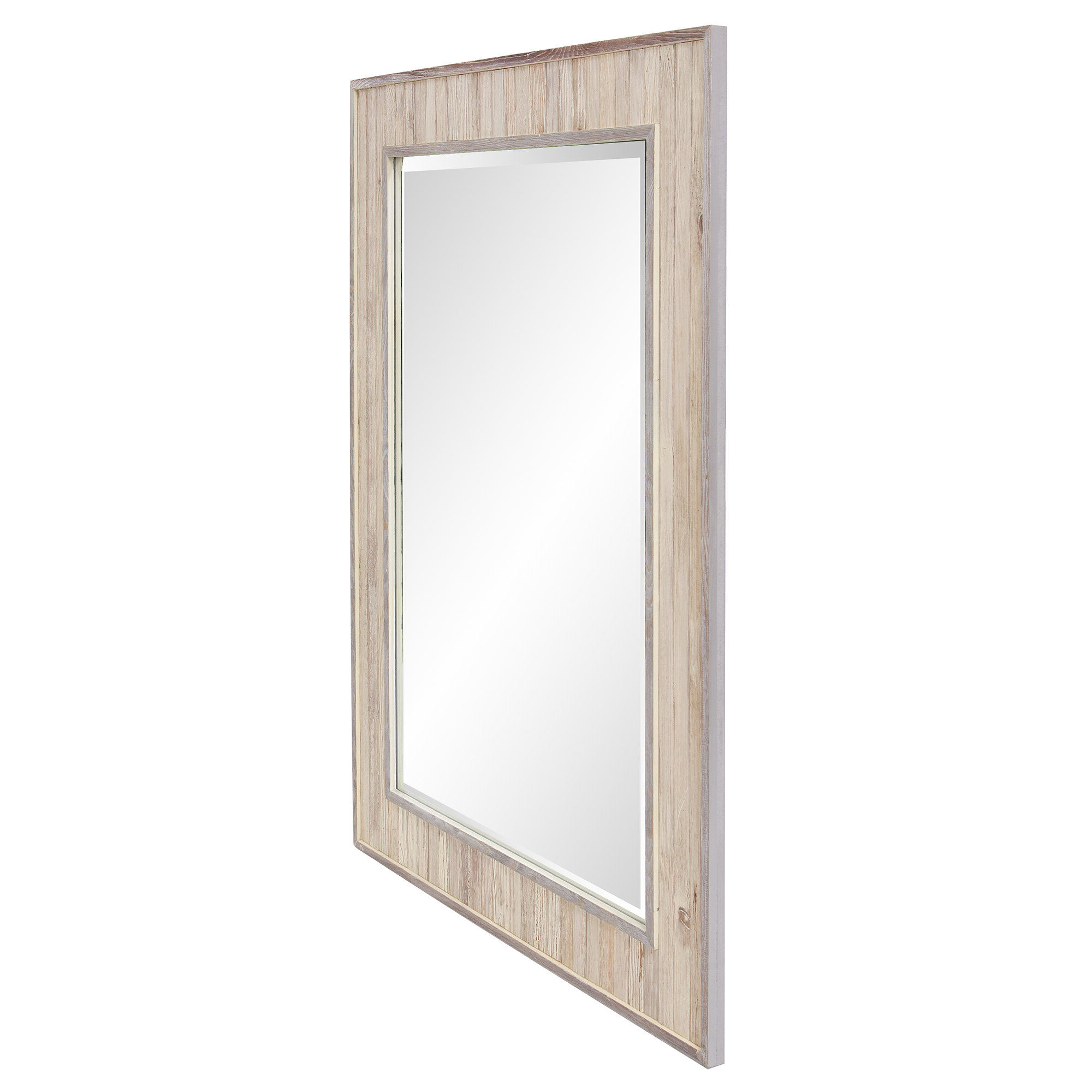 2019 Lexington Wood Rectangle Wall Mirror With Regard To Rectangle Wall Mirrors (View 18 of 20)