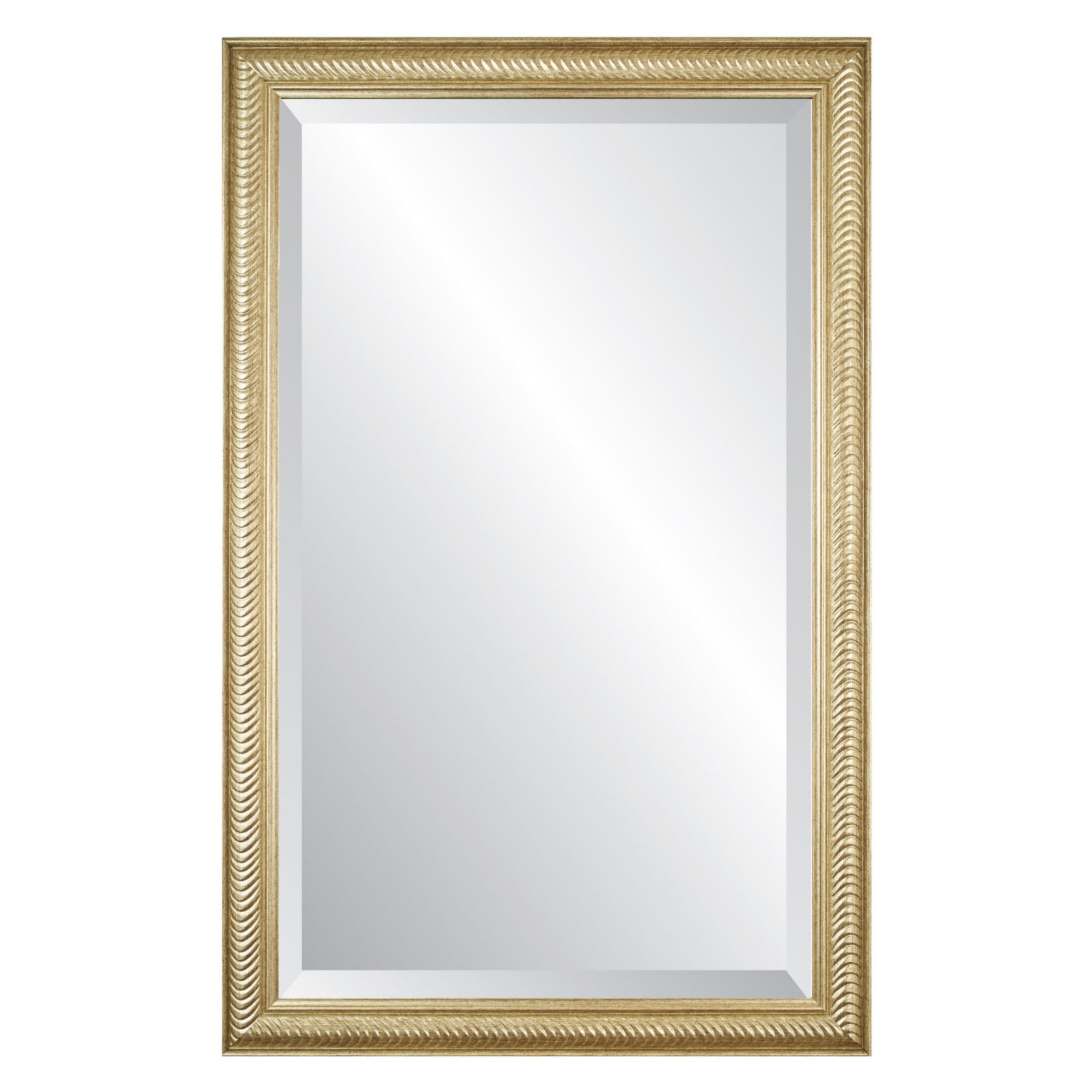 2019 Northend Wall Mirrors Regarding Alpine Wave Wall Mirror – 26w X 41h In (View 5 of 20)