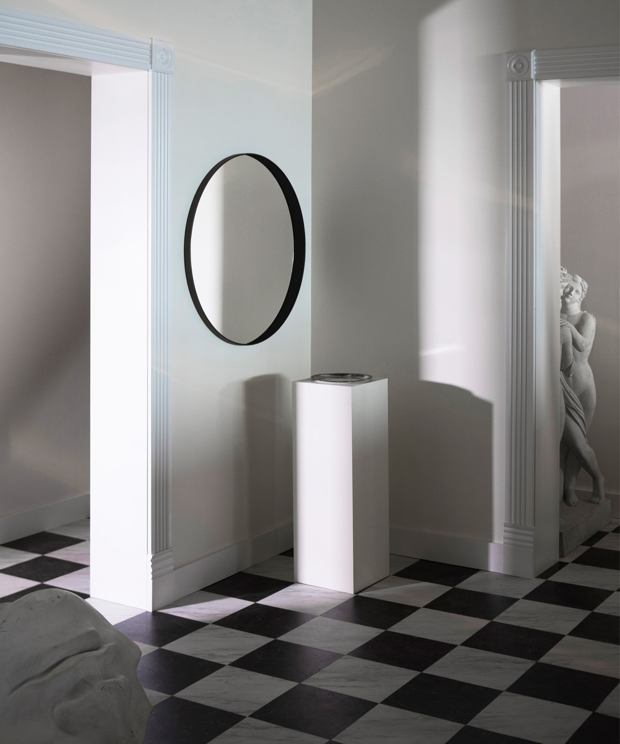 Featured Photo of High End Wall Mirrors