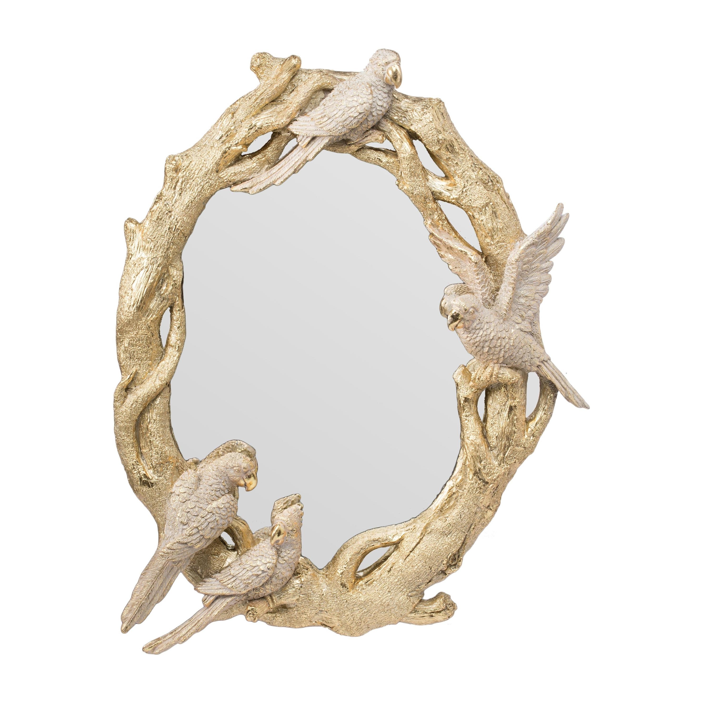2019 Ramani Bird Wall Mirror, 17.5x3x (View 11 of 20)