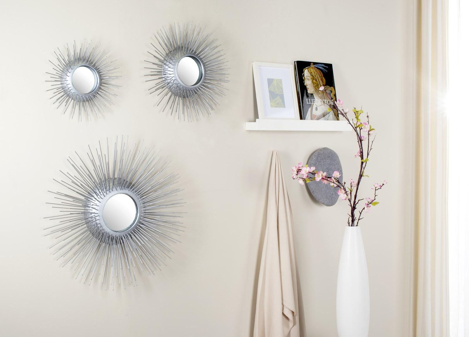 2019 Sunburst Mirror Set (View 18 of 20)