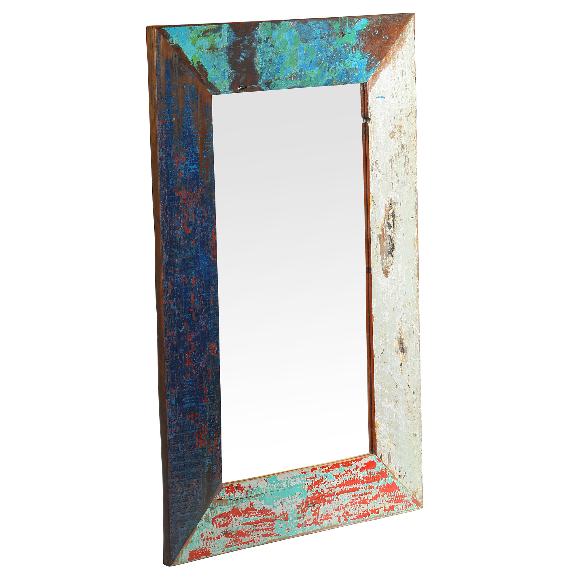 2019 Vintage Accent Mirror With Regard To Arrigo Accent Mirrors (View 9 of 20)
