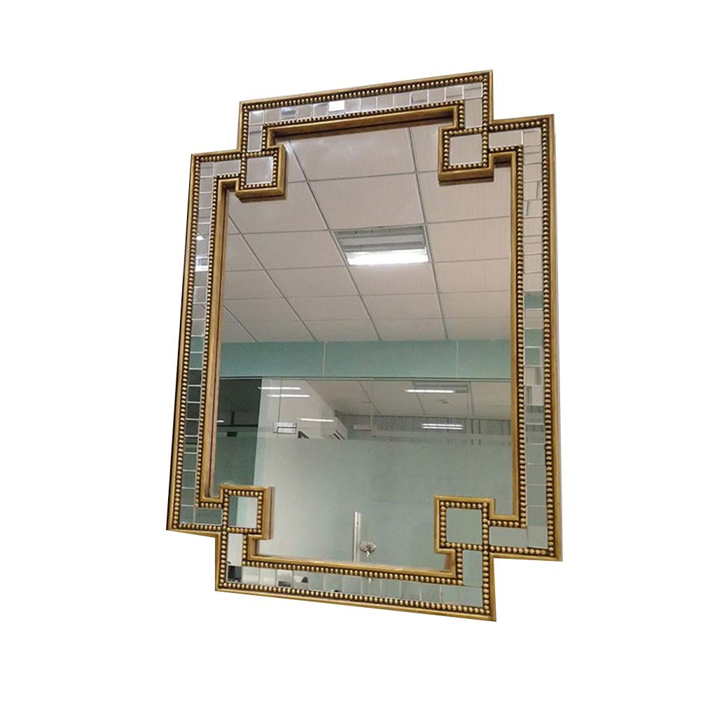 2020 Amazon: Makeup Mirror Wall Mirrors For Living Room Silver Inside Safety Wall Mirrors (View 12 of 20)