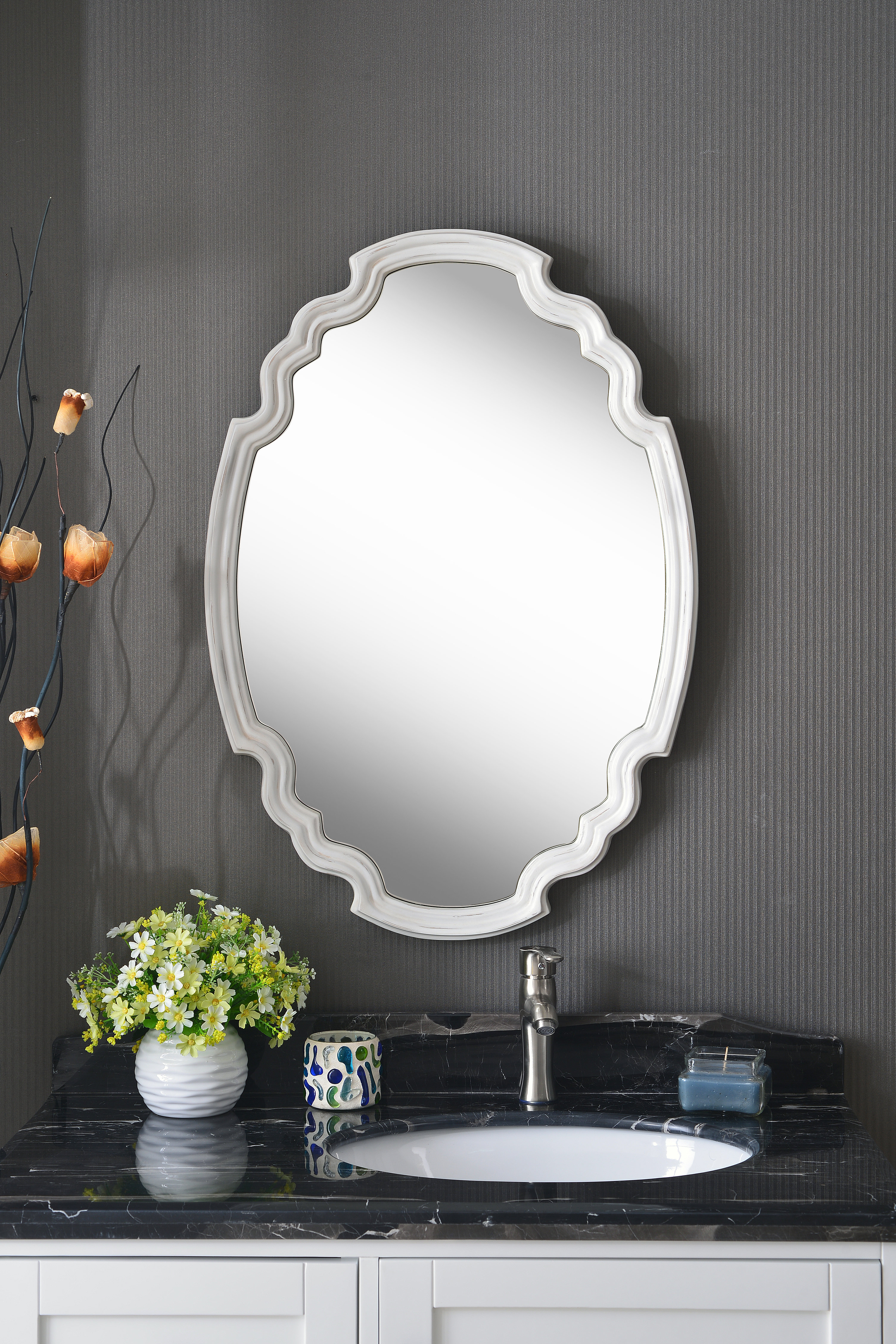 Featured Photo of Broadmeadow Glam Accent Wall Mirrors