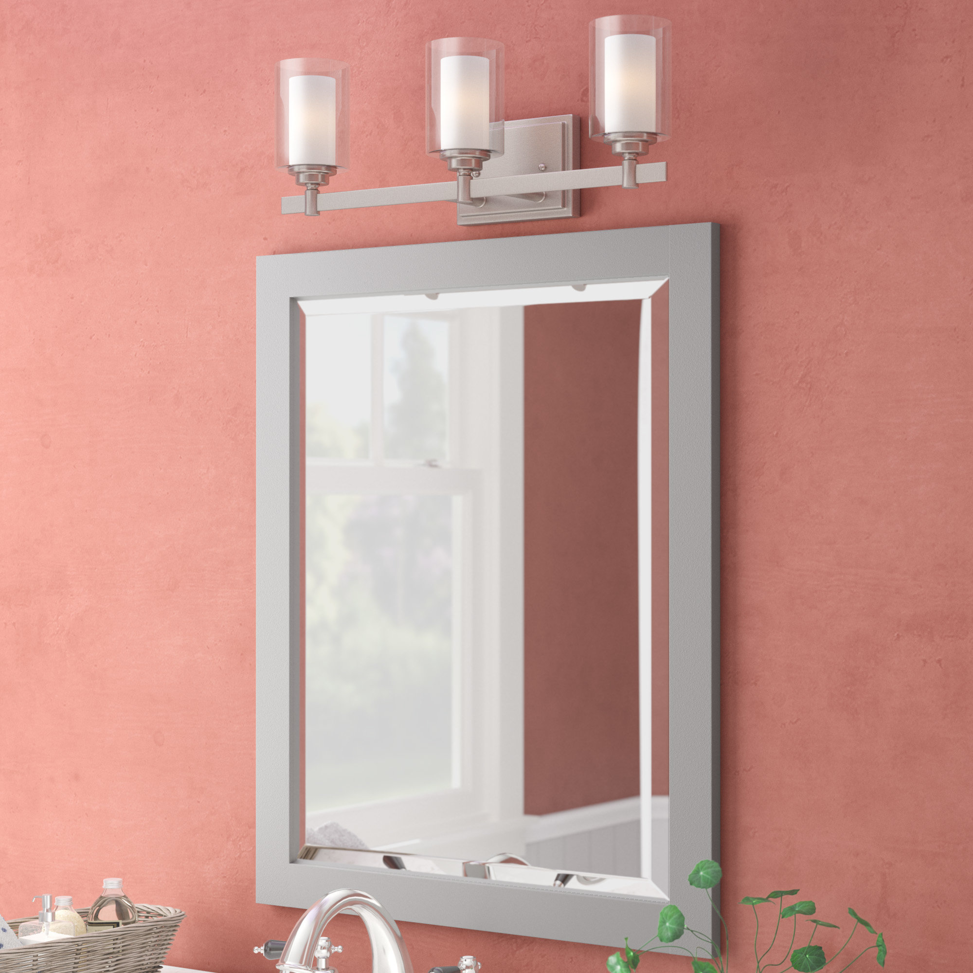 2020 Burgoyne Vanity Mirrors Inside Brixham Hanging Bathroom/vanity Mirror (Gallery 8 of 20)