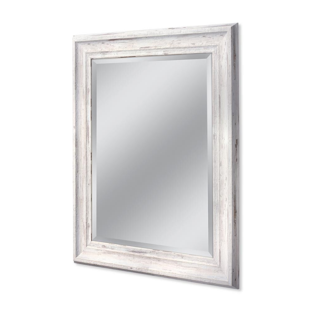 2020 Farmhouse Woodgrain And Leaf Accent Wall Mirrors In Deco Mirror Farmhouse 29 In. W X 35 In (View 2 of 20)
