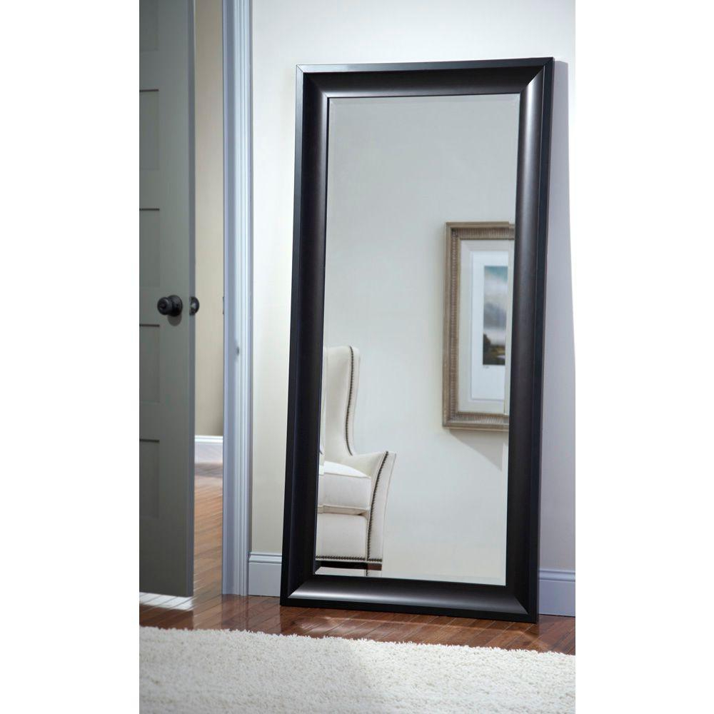 2020 Large Leaning Wall Mirrors For Martha Stewart Living Champlain 66 In. X 32 In (View 1 of 20)