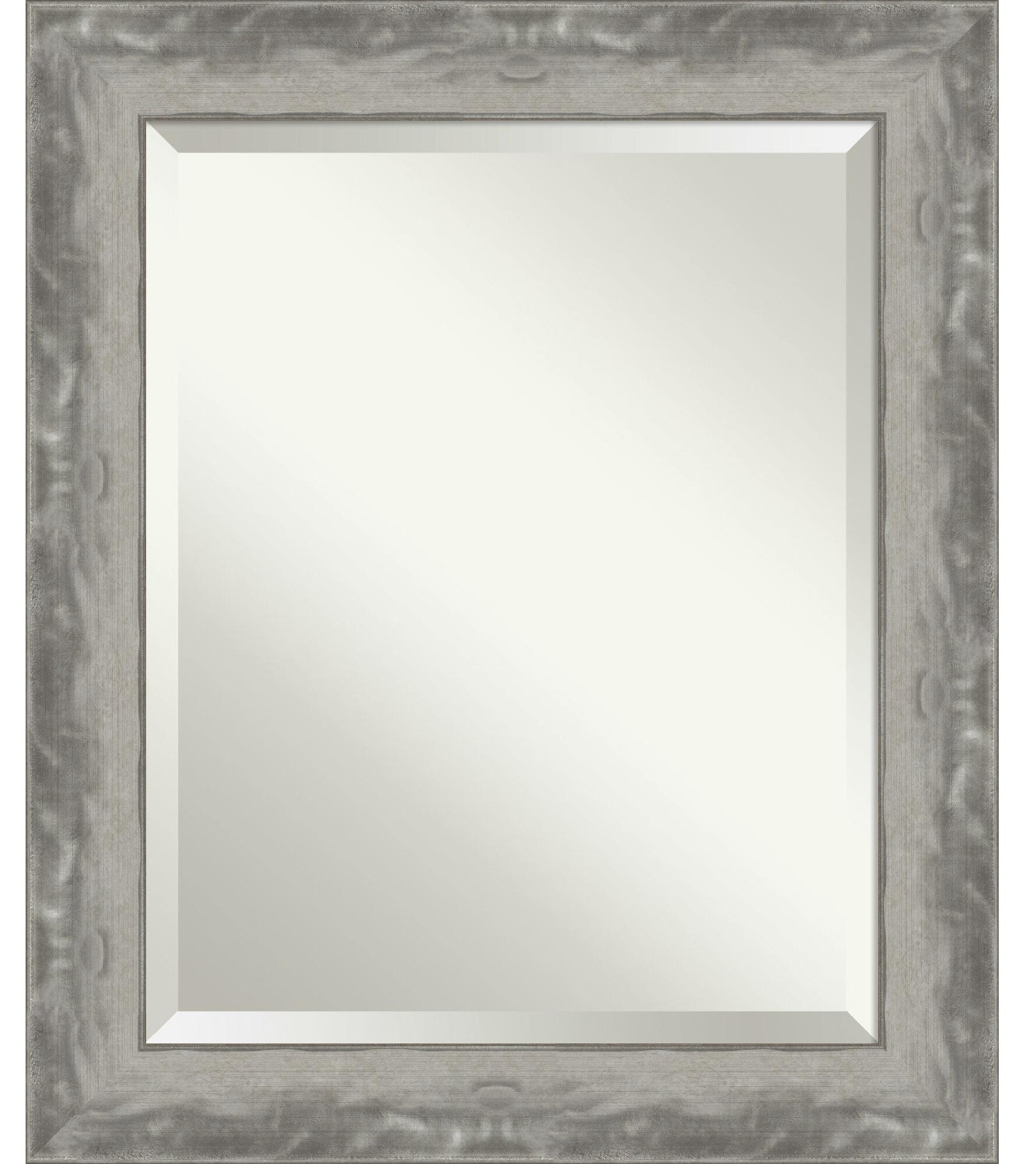 2020 Narrow Wall Mirrors With Michael Narrow Beveled Wall Mirror (View 7 of 20)