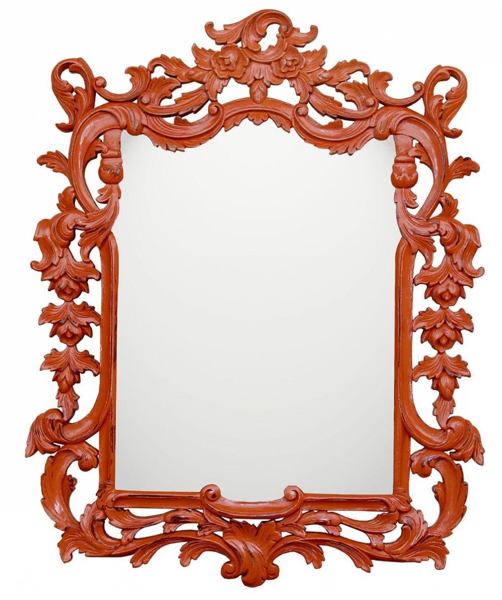 2020 Piper Mirror – Orange (View 19 of 20)