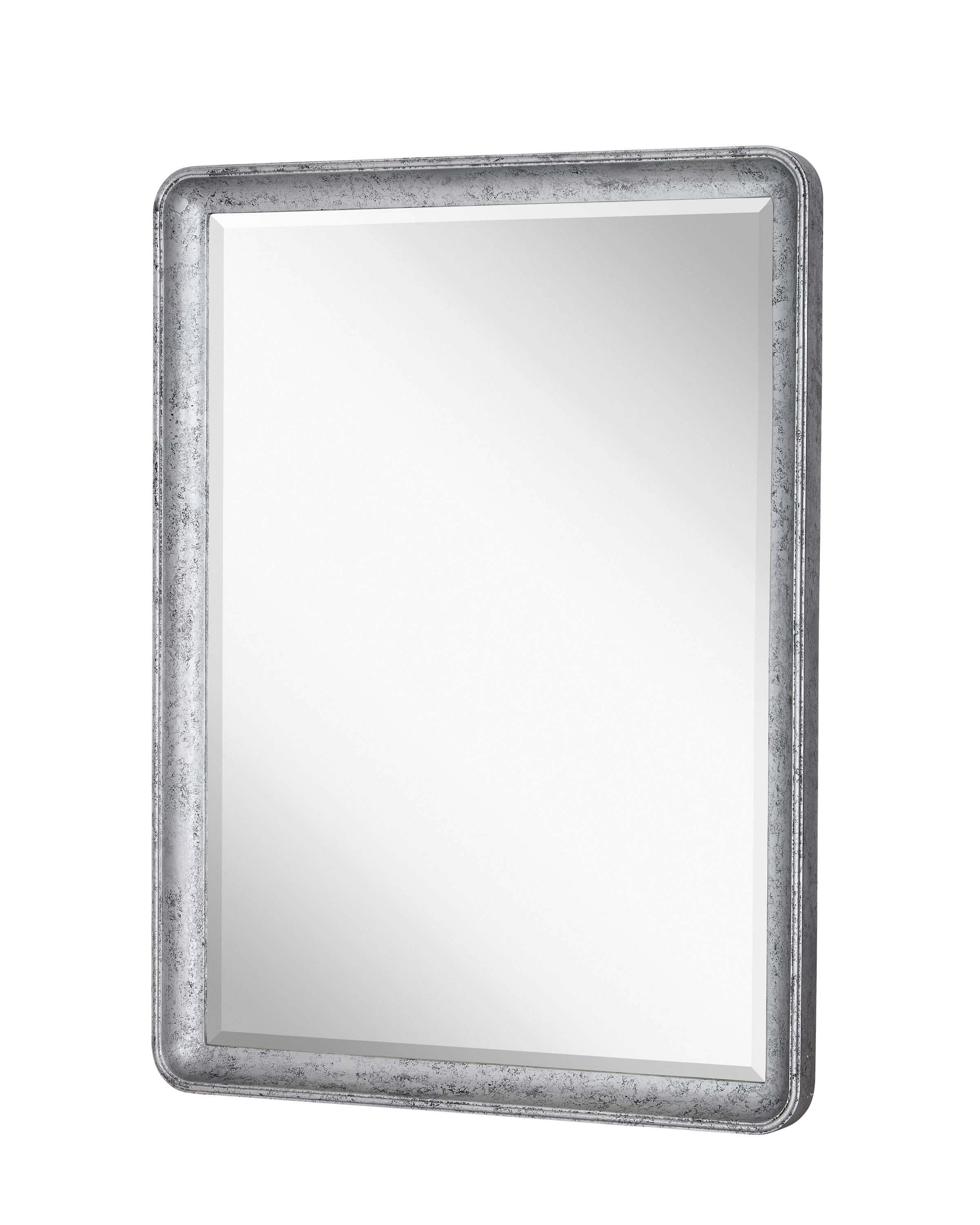 3218 B – Majestic Mirror & Frame Regarding Latest Silver Frame Accent Mirrors (Gallery 17 of 20)