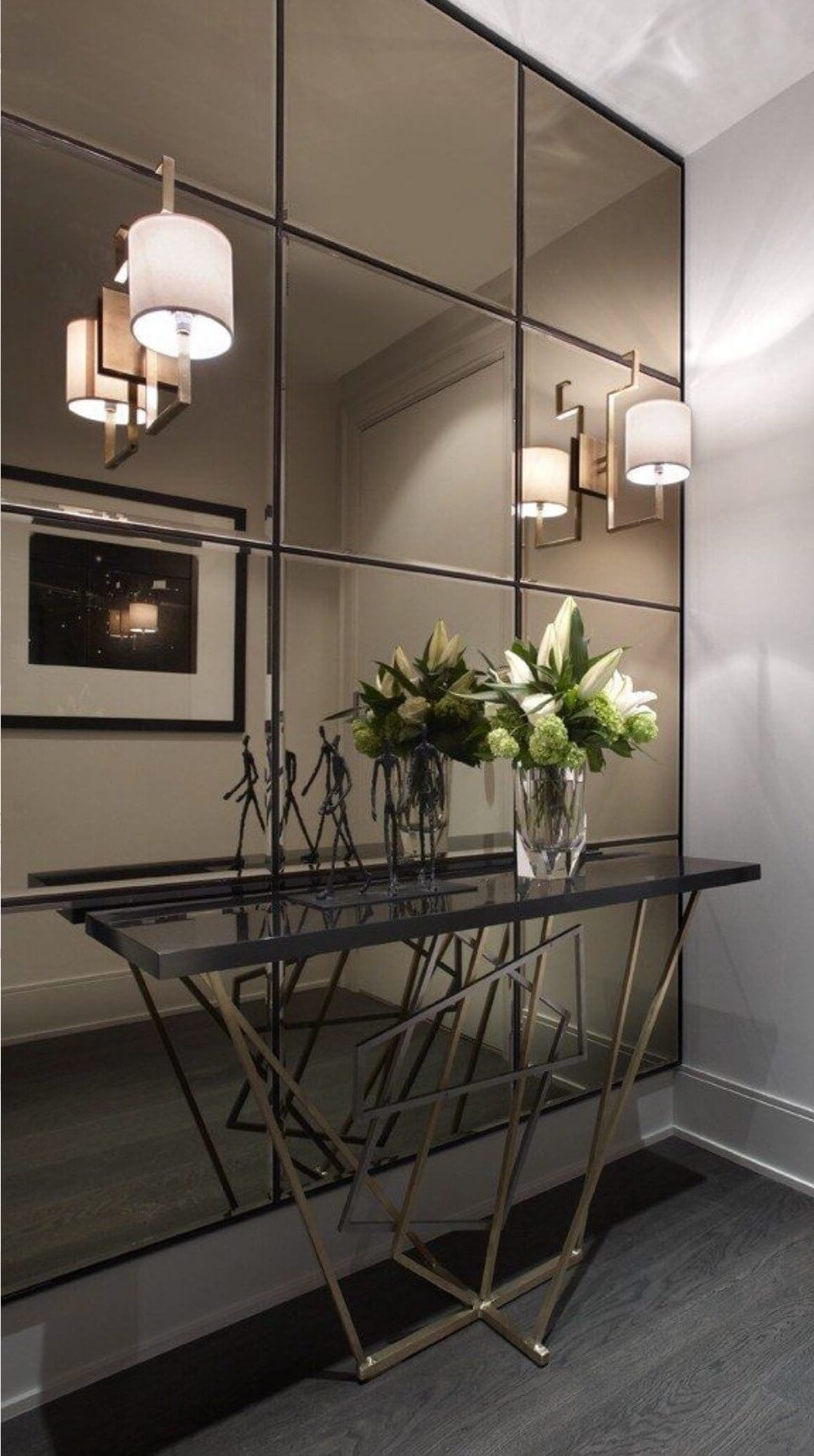 33 Best Mirror Decoration Ideas And Designs For 2019 In Most Recent Entryway Wall Mirrors (View 4 of 20)