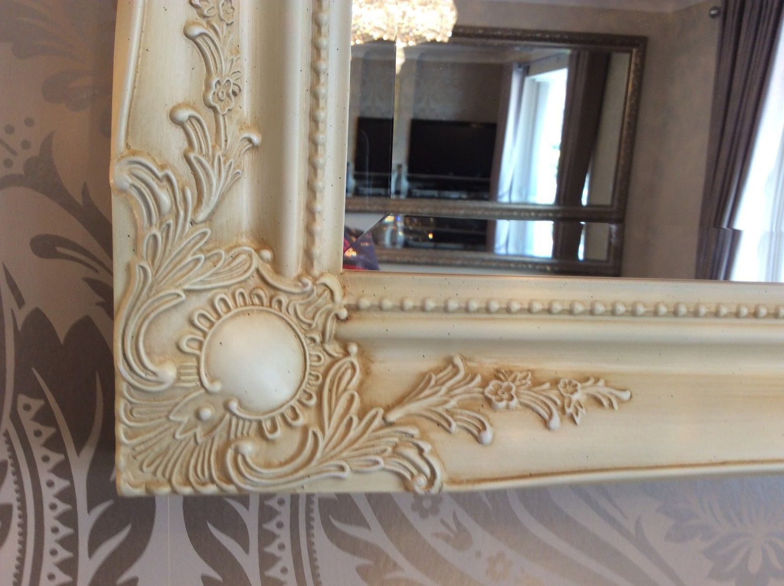 35 Most Beautiful Fabulous Wall Mirrors That Will Give Your For Latest Shabby Chic Large Wall Mirrors (View 15 of 20)