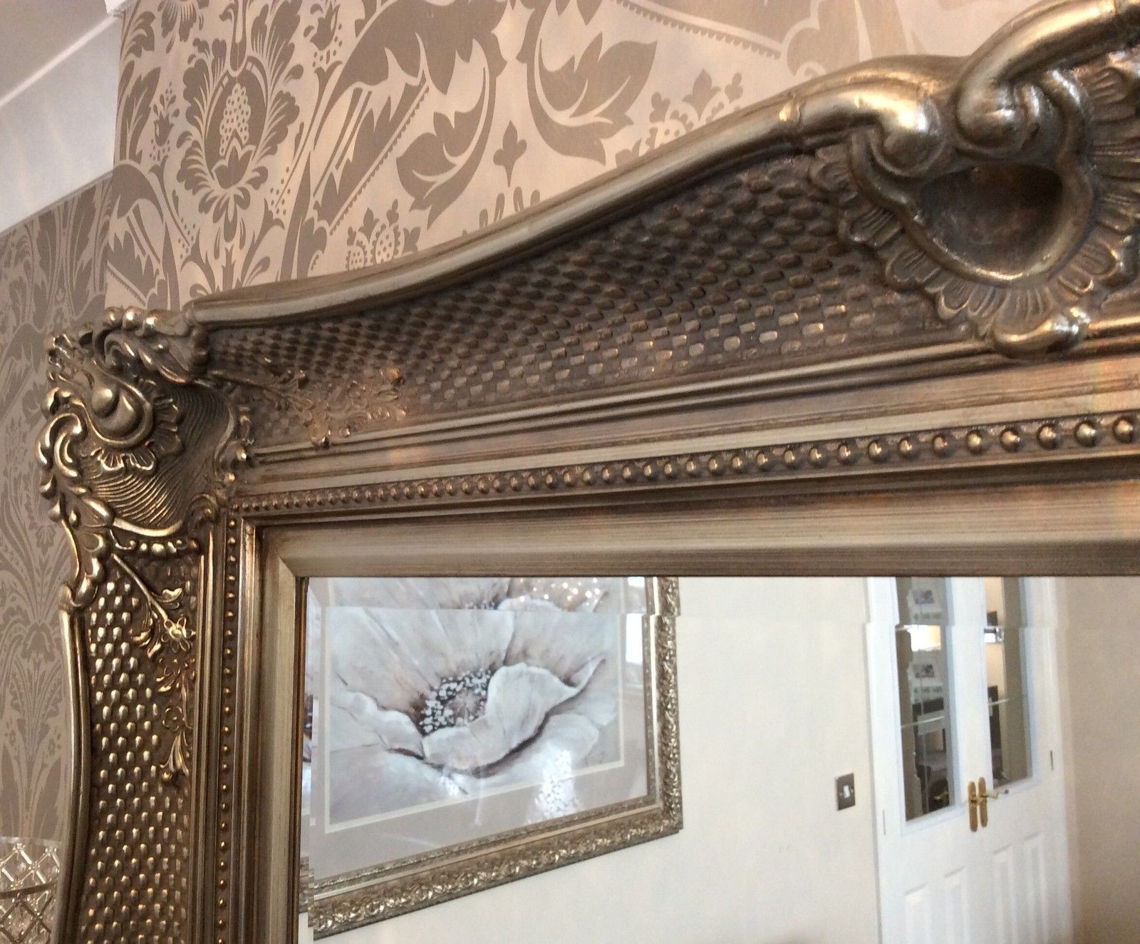 35 Most Beautiful Fabulous Wall Mirrors That Will Give Your Home The Within Trendy Beautiful Wall Mirrors (View 12 of 20)