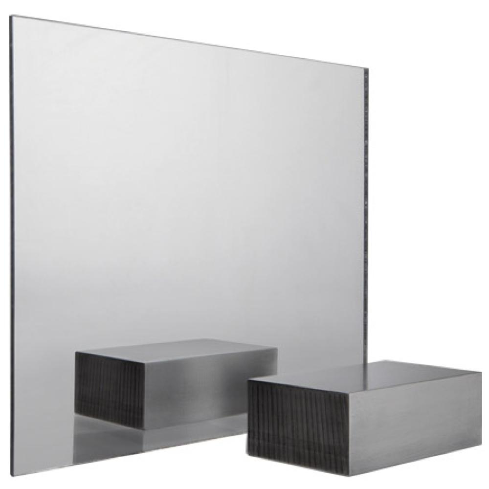36 In. X 48 In. X .118 In. Acrylic Mirror Regarding Most Recent Shatterproof Wall Mirrors (Gallery 19 of 20)