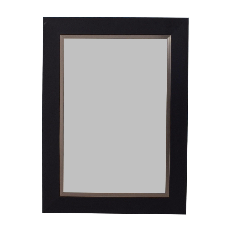 [%60% Off – Homegoods Black Framed Wall Mirror / Decor Throughout Newest Black Frame Wall Mirrors|black Frame Wall Mirrors Within Widely Used 60% Off – Homegoods Black Framed Wall Mirror / Decor|most Popular Black Frame Wall Mirrors Throughout 60% Off – Homegoods Black Framed Wall Mirror / Decor|trendy 60% Off – Homegoods Black Framed Wall Mirror / Decor Intended For Black Frame Wall Mirrors%] (View 8 of 20)