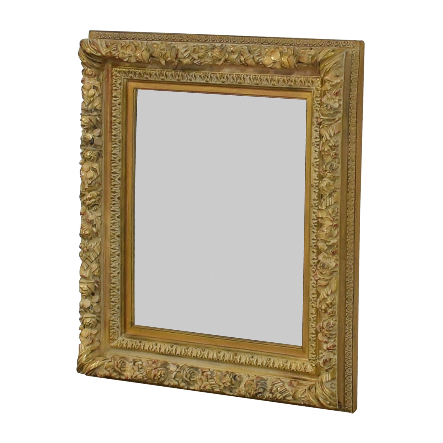 [%64% Off – Bombay Company Bombay Home Decor Gold Framed Wall Mirror / Decor In Latest Home Wall Mirrors|home Wall Mirrors Pertaining To Most Up To Date 64% Off – Bombay Company Bombay Home Decor Gold Framed Wall Mirror / Decor|most Popular Home Wall Mirrors In 64% Off – Bombay Company Bombay Home Decor Gold Framed Wall Mirror / Decor|best And Newest 64% Off – Bombay Company Bombay Home Decor Gold Framed Wall Mirror / Decor Within Home Wall Mirrors%] (View 12 of 20)