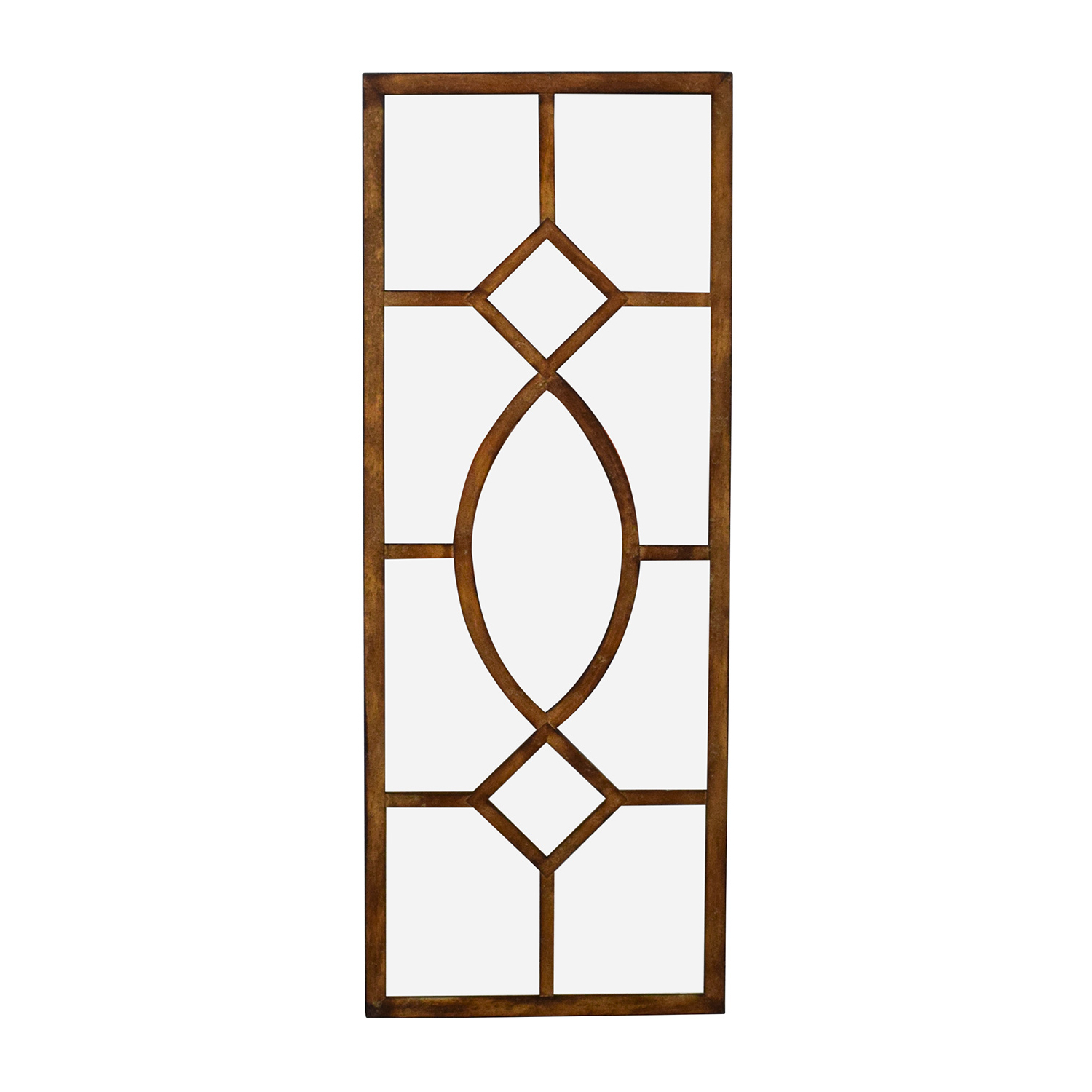 [%75% Off – Pier 1 Pier 1 Antiqued Wall Mirror / Decor Throughout Most Recently Released Pier One Wall Mirrors|Pier One Wall Mirrors In Well Liked 75% Off – Pier 1 Pier 1 Antiqued Wall Mirror / Decor|Widely Used Pier One Wall Mirrors In 75% Off – Pier 1 Pier 1 Antiqued Wall Mirror / Decor|2019 75% Off – Pier 1 Pier 1 Antiqued Wall Mirror / Decor With Regard To Pier One Wall Mirrors%] (View 15 of 20)