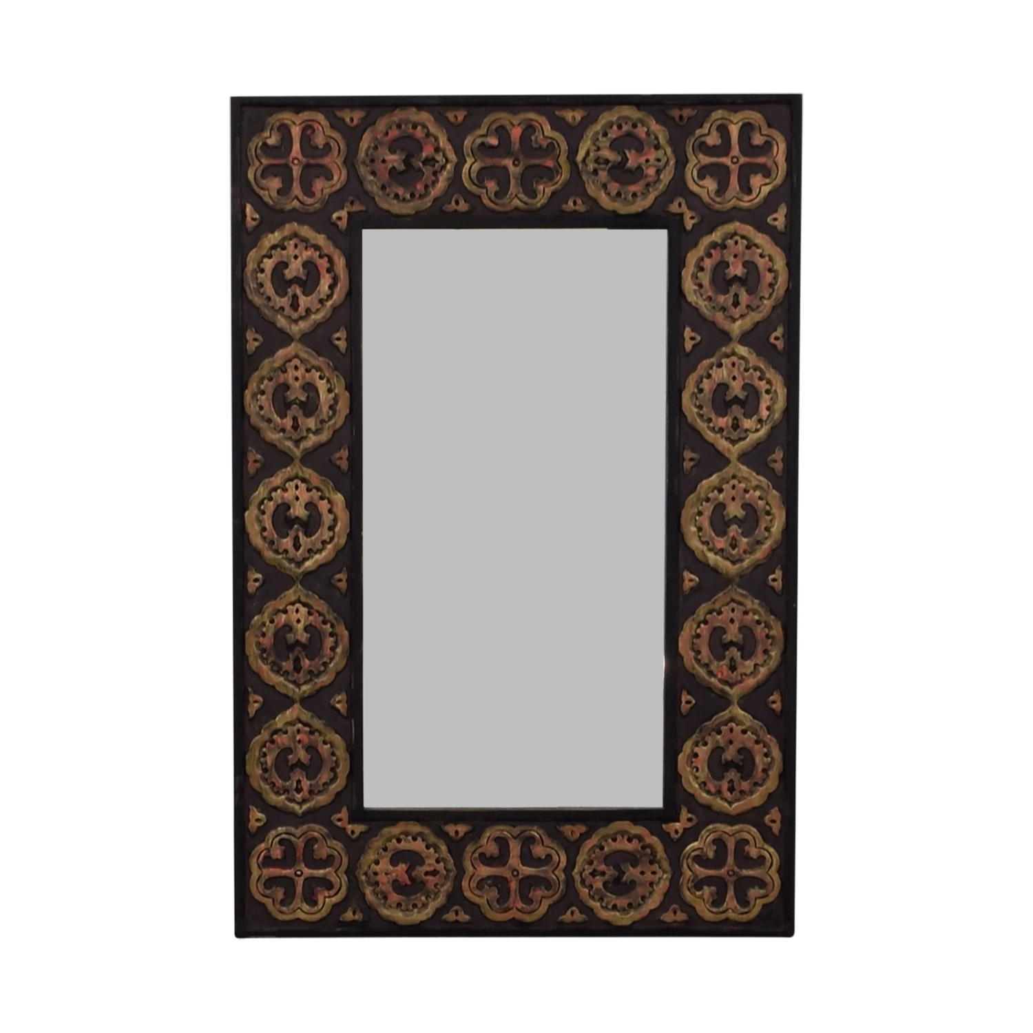 [%90% Off – Pier 1 Pier One Imports Mirror With Rustic Gold Emblemed Frame / Decor Inside Trendy Pier One Wall Mirrors|Pier One Wall Mirrors For Fashionable 90% Off – Pier 1 Pier One Imports Mirror With Rustic Gold Emblemed Frame / Decor|Latest Pier One Wall Mirrors Intended For 90% Off – Pier 1 Pier One Imports Mirror With Rustic Gold Emblemed Frame / Decor|Well Liked 90% Off – Pier 1 Pier One Imports Mirror With Rustic Gold Emblemed Frame / Decor Intended For Pier One Wall Mirrors%] (View 19 of 20)