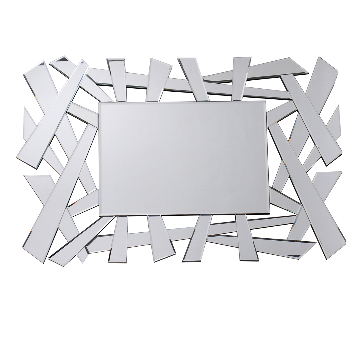 Abstract Wall Mirrors Pertaining To Well Known Wall Mirror Jinhua Richtop Crafts Co., Ltd. (Gallery 10 of 20)