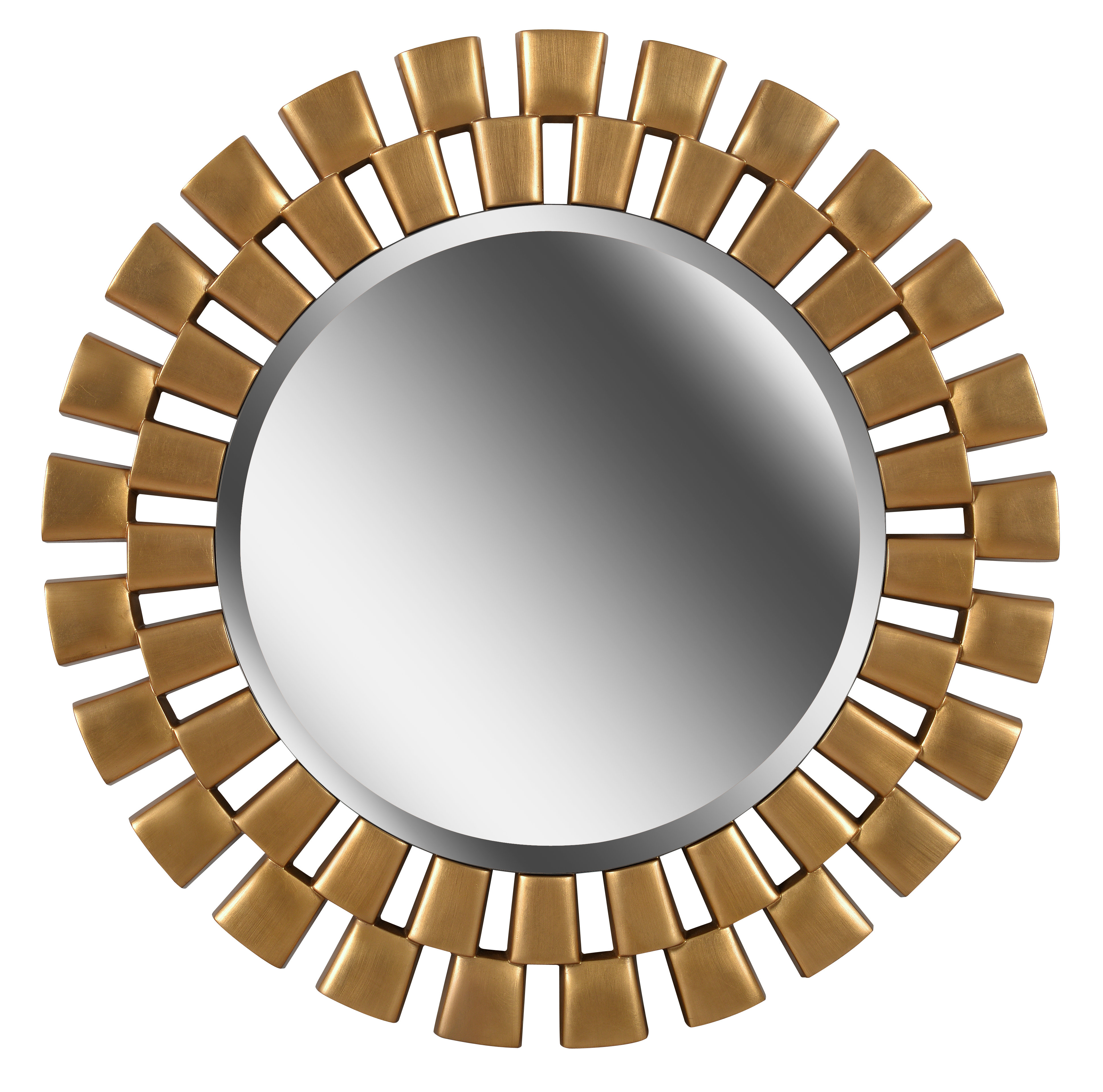 Accent Mirror Within Well Liked Brynn Accent Mirrors (Gallery 9 of 20)