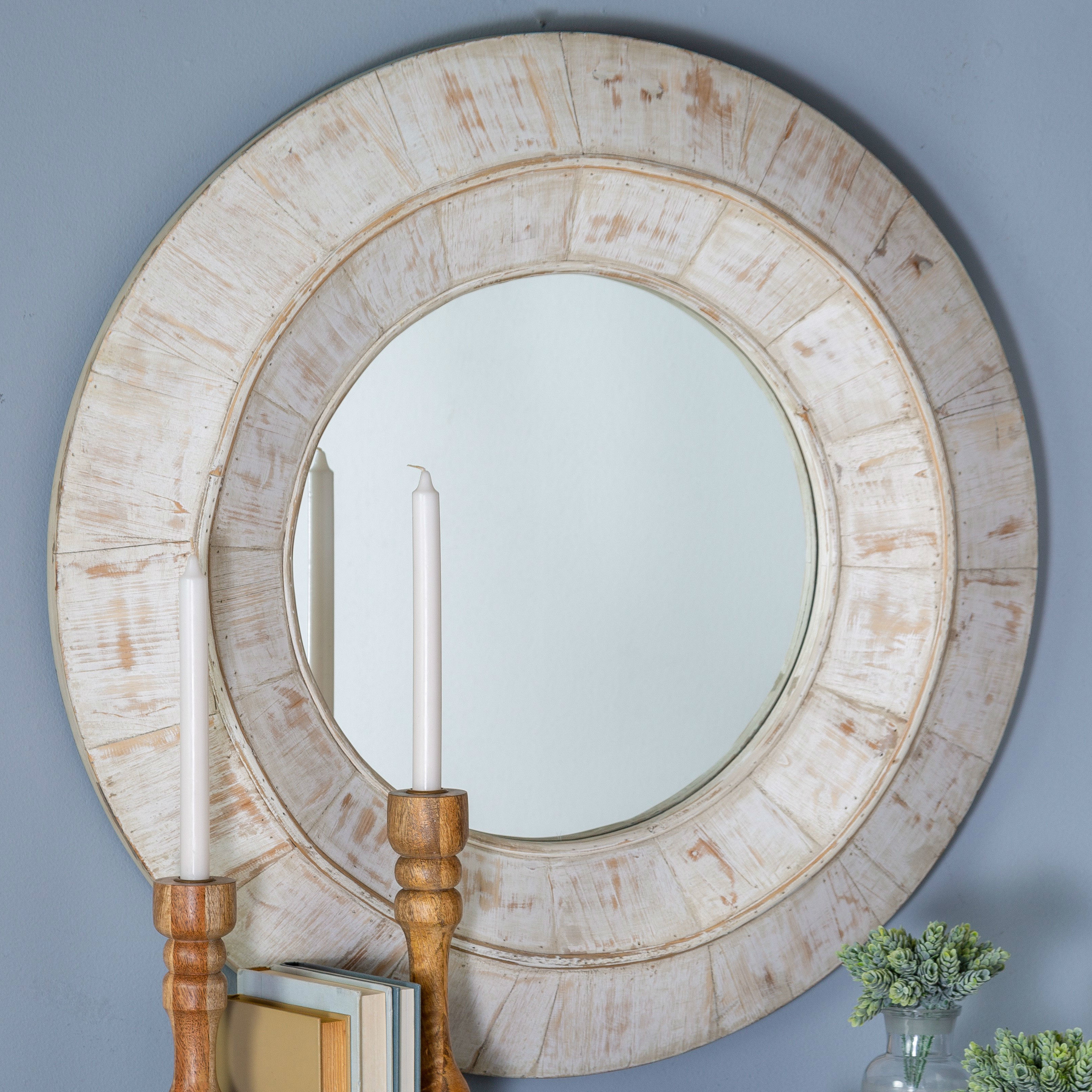 Adelene Wall Mirror Throughout 2020 Mcnary Accent Mirrors (View 1 of 20)