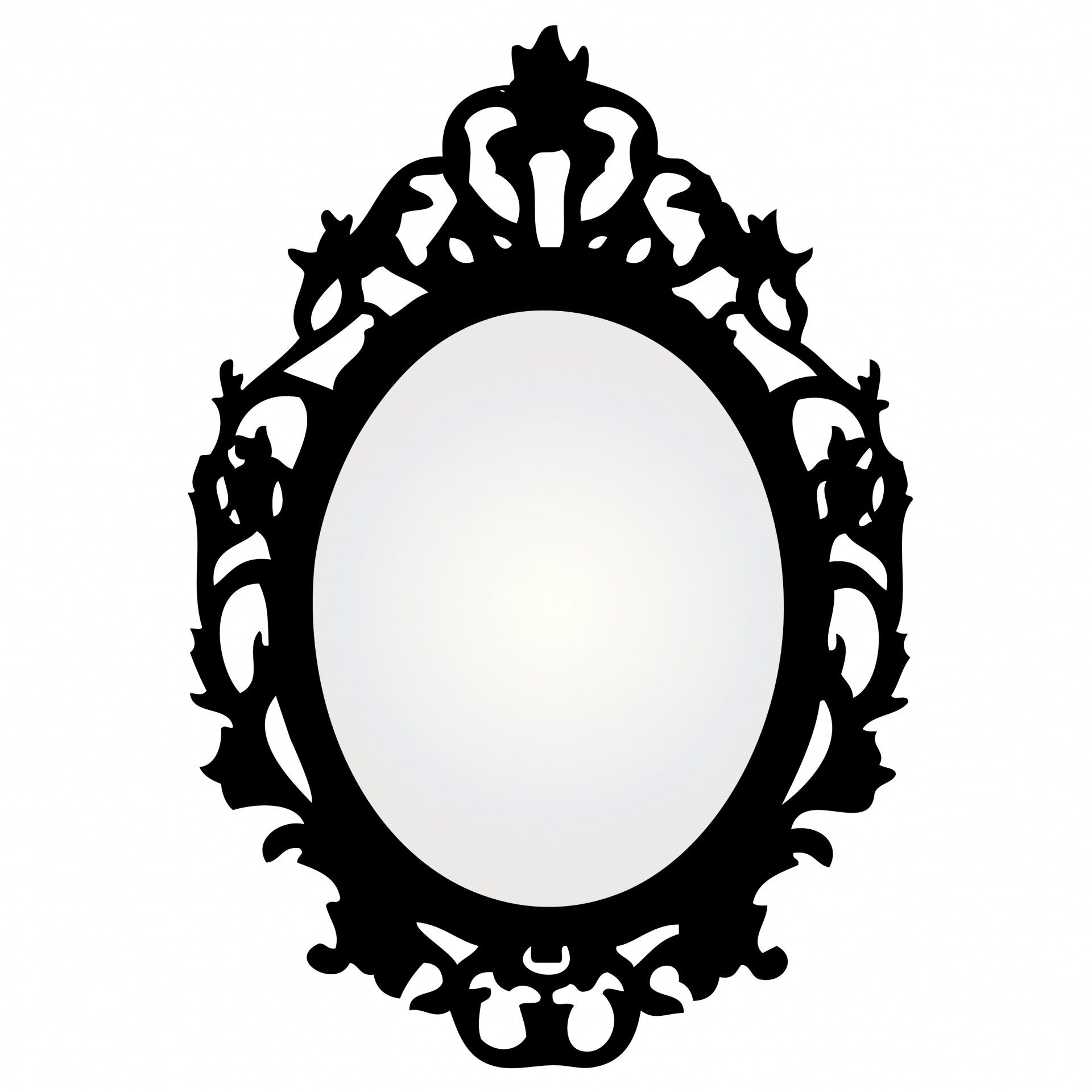 Alissa Traditional Wall Mirrors For 2020 Mirror With Ornate Frame (View 3 of 20)