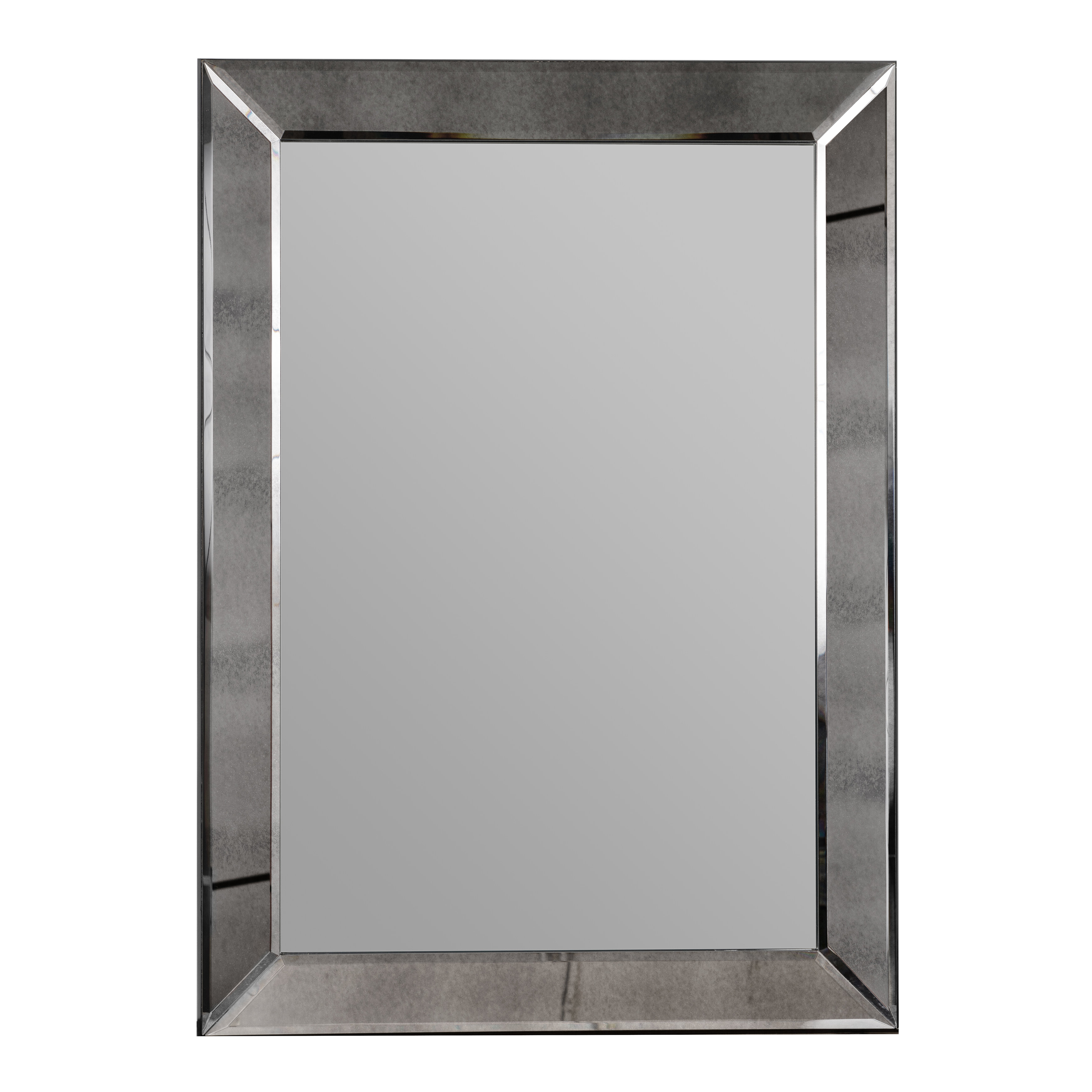 Allmodern Inside Caja Rectangle Glass Frame Wall Mirrors (View 10 of 20)