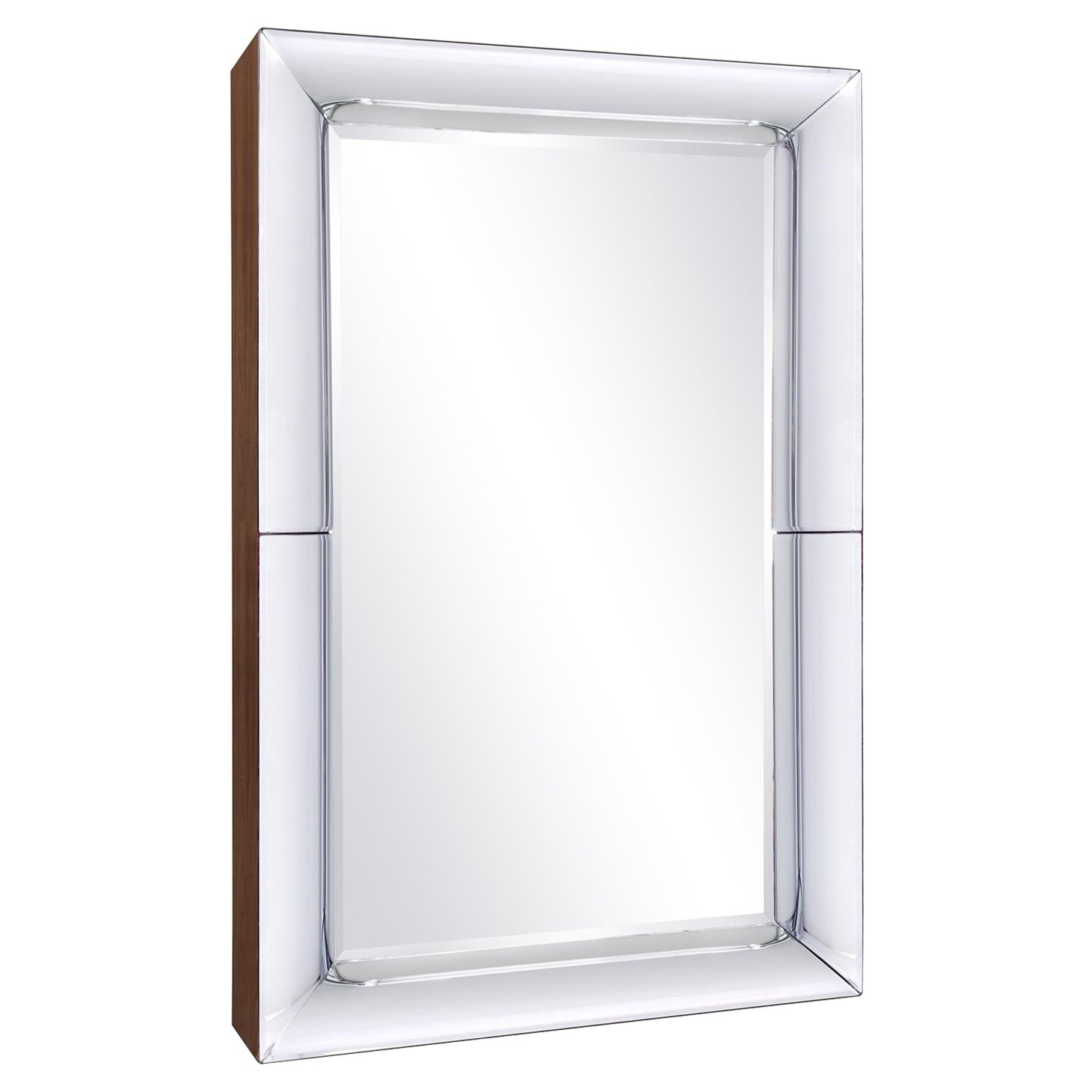 Amazon: Dawn Modern Classic Pieced Concave Wall Mirror: Home Pertaining To Most Recent Concave Wall Mirrors (View 3 of 20)