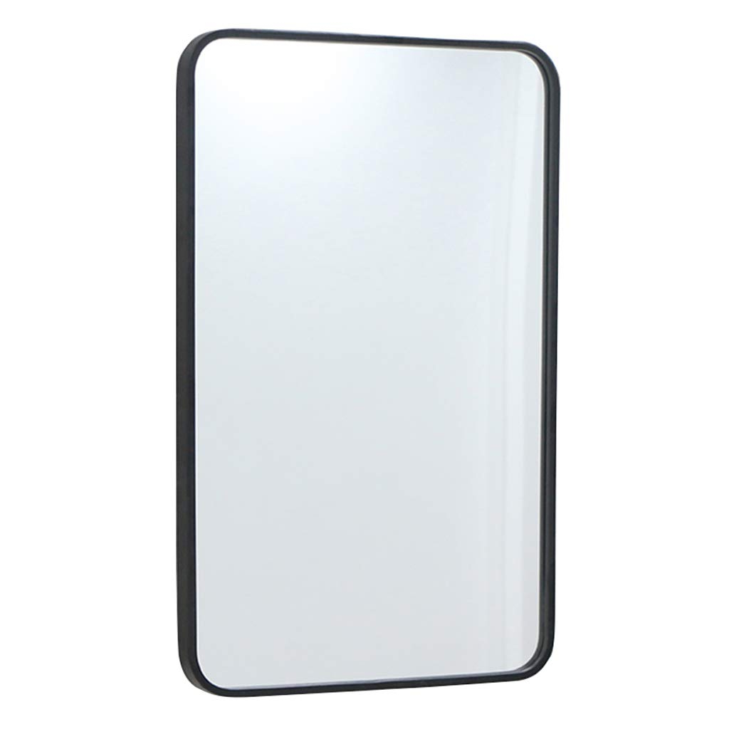 Amazon: Mmli Mirrors 20 Inch X 31inch Rectangle Mirror Large Inside Well Known Decorative Black Wall Mirrors (View 18 of 20)