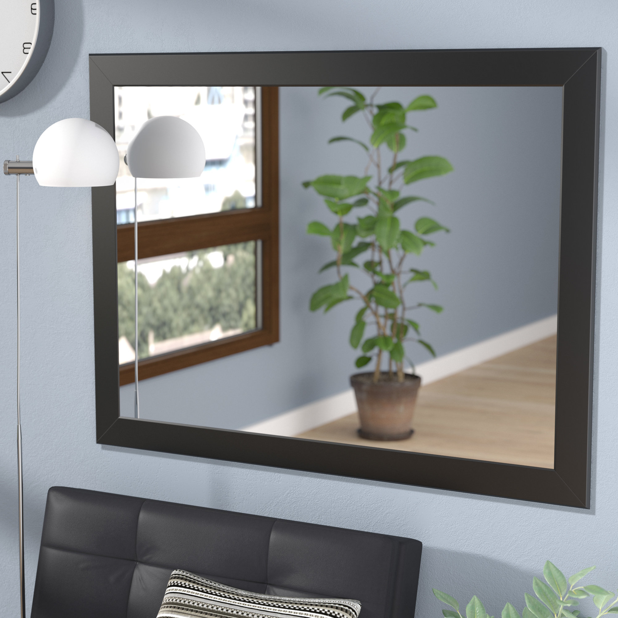 Featured Photo of American Made Accent Wall Mirrors