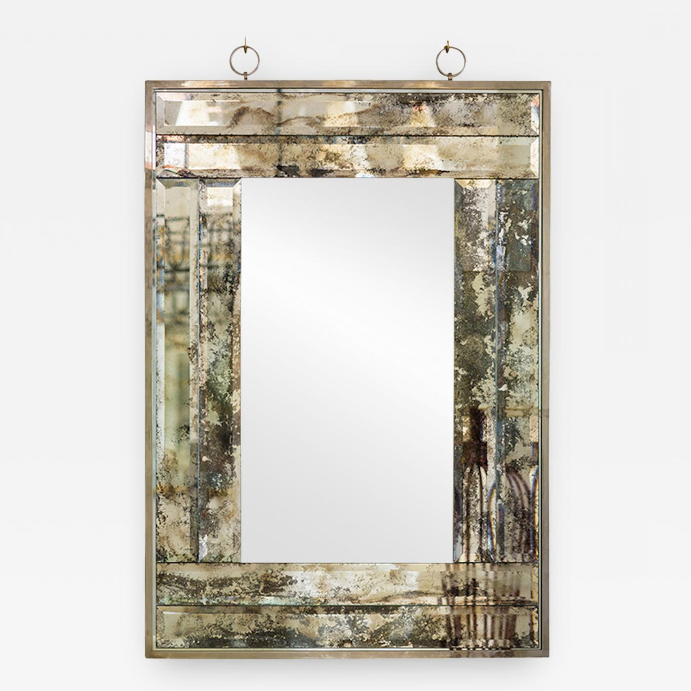 Andre Hayat – André Hayat Mirror Model 'minneapolis' With Inside Most Recent Dandre Wall Mirrors (View 5 of 20)