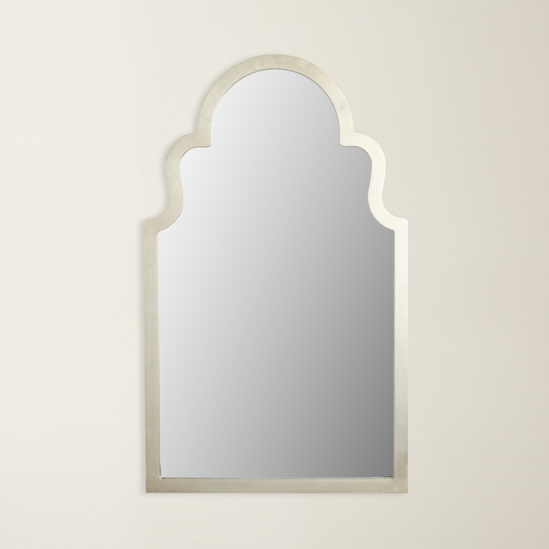Arch Top Vertical Wall Mirror Regarding Most Popular Fifi Contemporary Arch Wall Mirrors (Gallery 8 of 20)