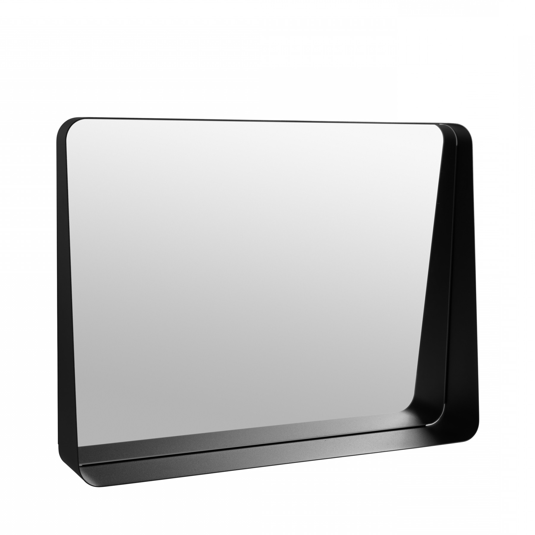 Arco Wall Mirror Horizontal Blomus Throughout Trendy Horizontal Wall Mirrors (Gallery 13 of 20)