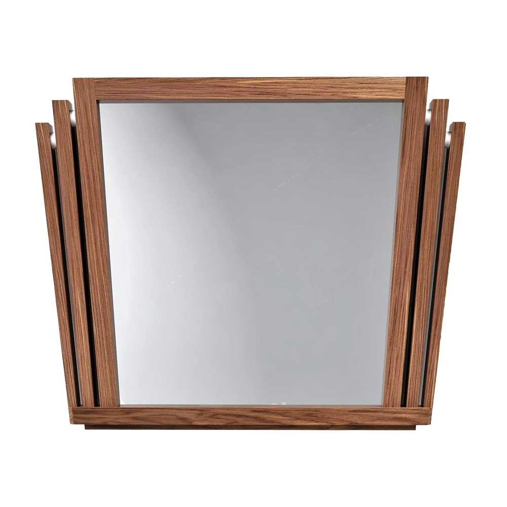 Art Deco Wall Mirrors Pertaining To Newest Art Deco Wall Mirror (View 4 of 20)