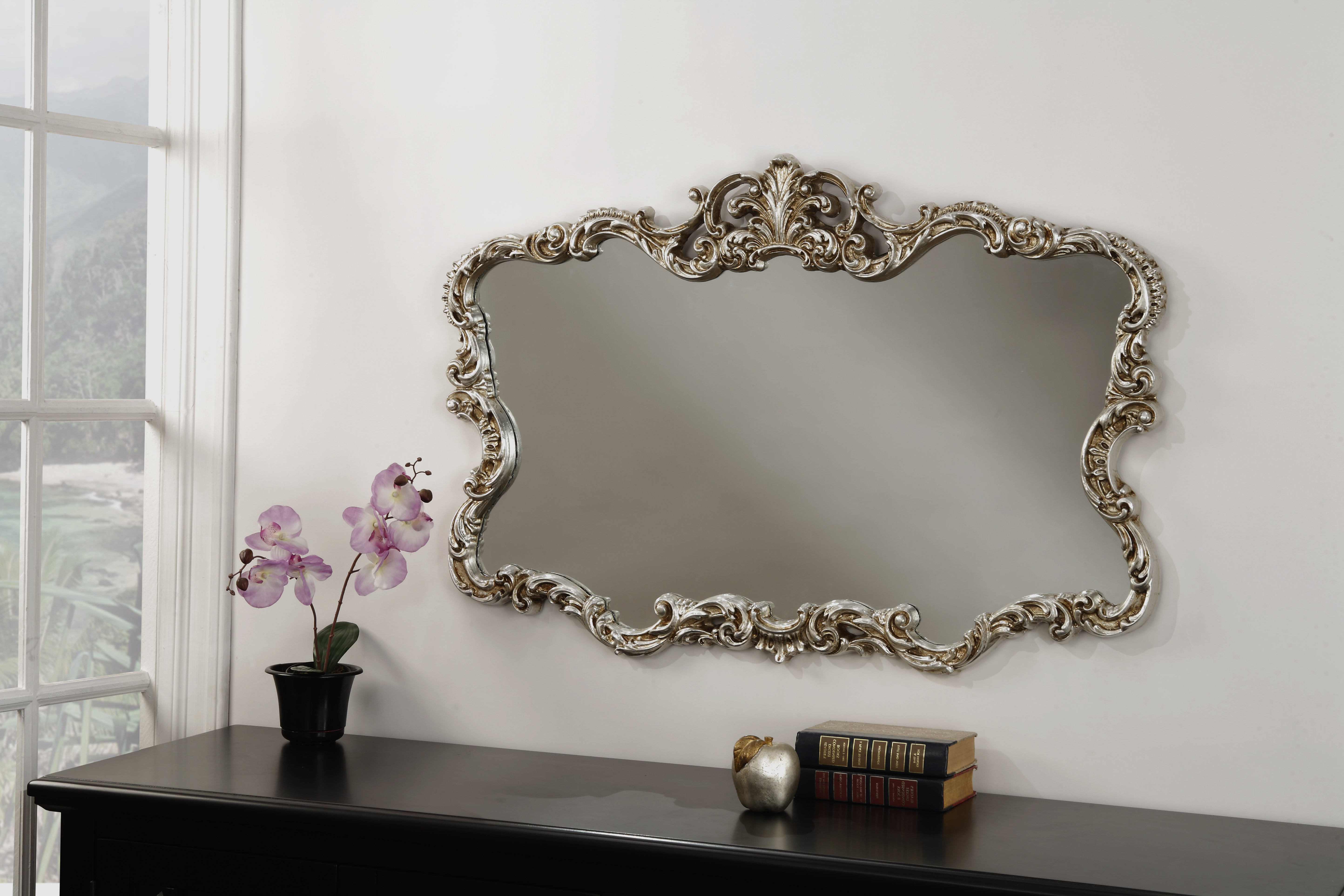 Astoria Grand Jovanny Wall Mirror For Most Popular Saylor Wall Mirrors (View 4 of 20)