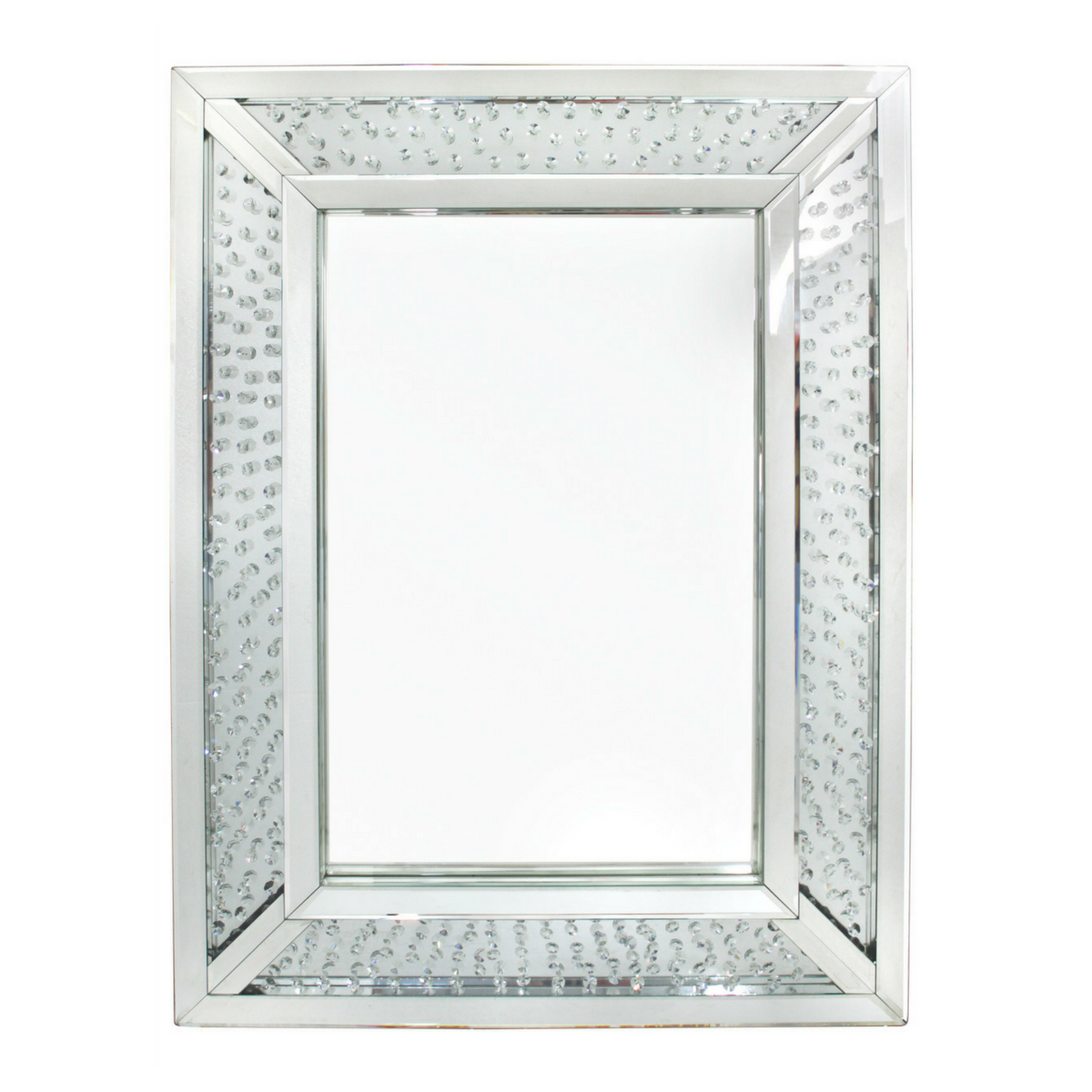 Astoria Wall Mirror Throughout 2019 Crystal Wall Mirrors (View 5 of 20)