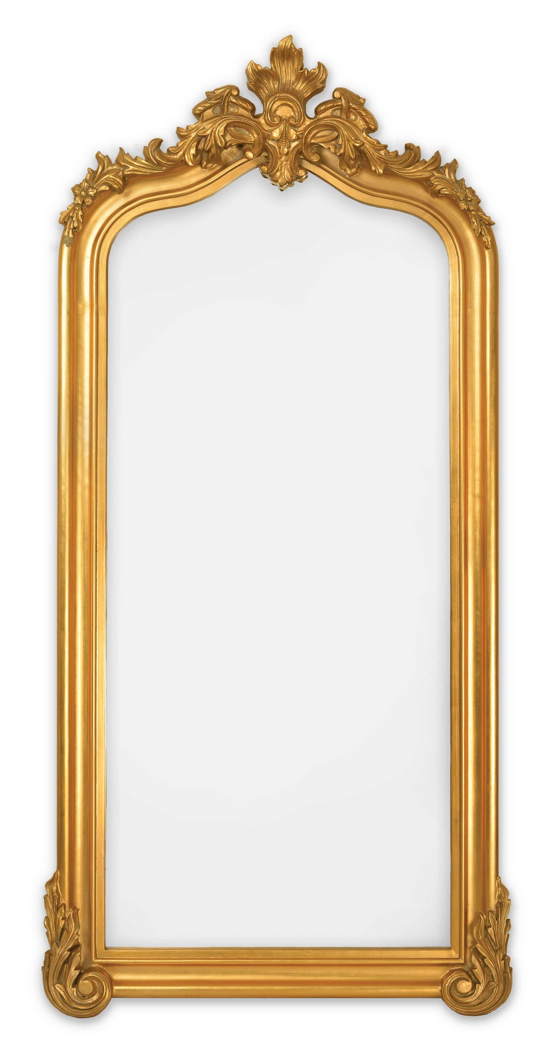 Balmer Traditional Full Length Mirror Pertaining To Most Recent Gingerich Resin Modern & Contemporary Accent Mirrors (View 2 of 20)