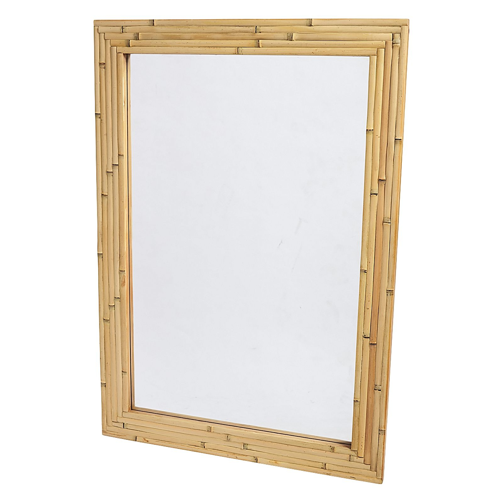 Bamboo Wall Mirrors In Well Known Cayman Bamboo Wall Mirror (View 7 of 20)