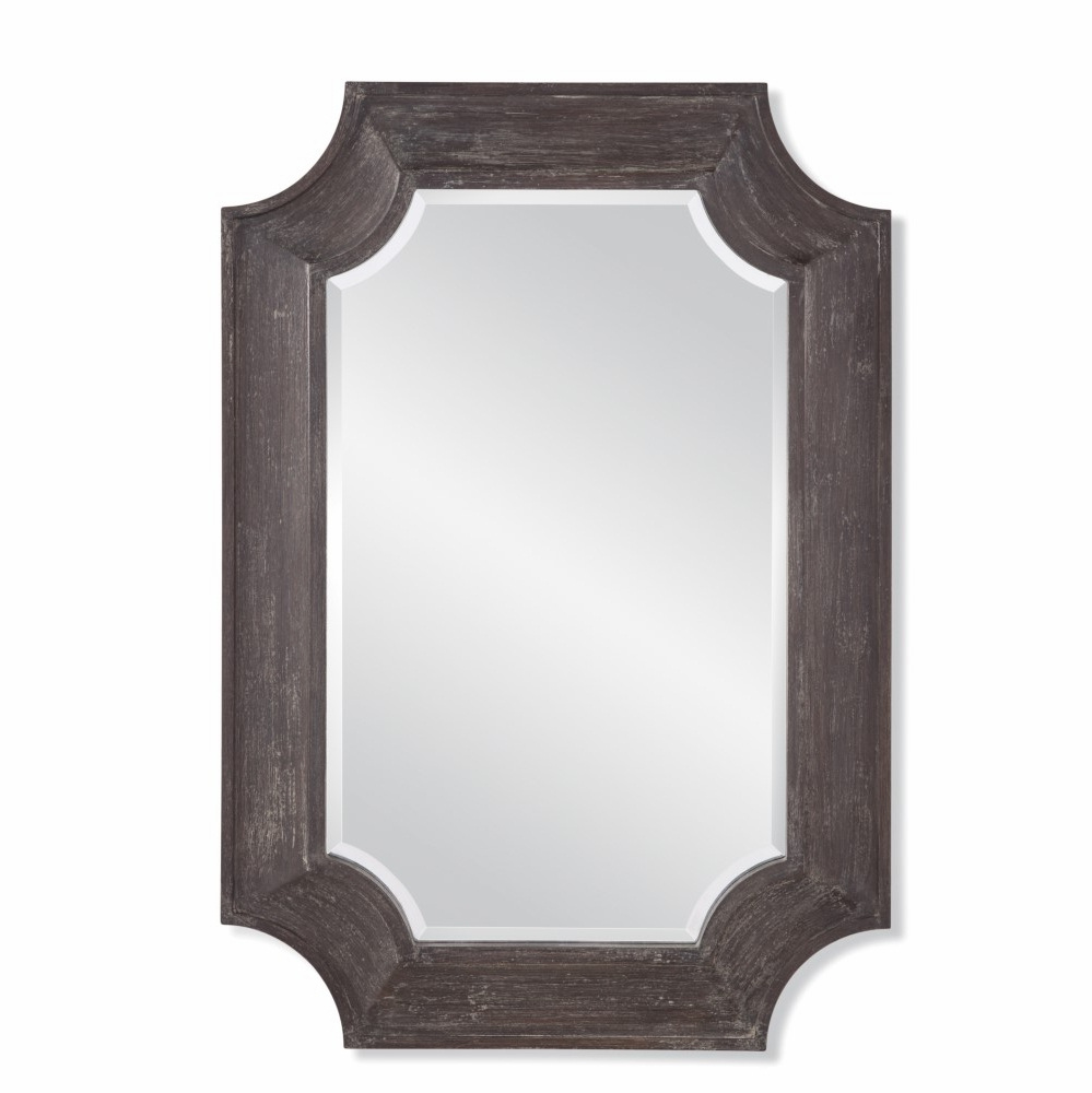 Bassett Mirror – Harlan Wall Mirror – M4095bec In Most Recently Released Bassett Wall Mirrors (View 19 of 20)