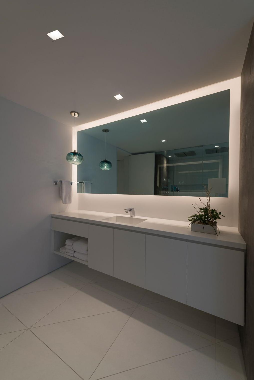 Bathroom, Bathroom Mirror (View 8 of 20)