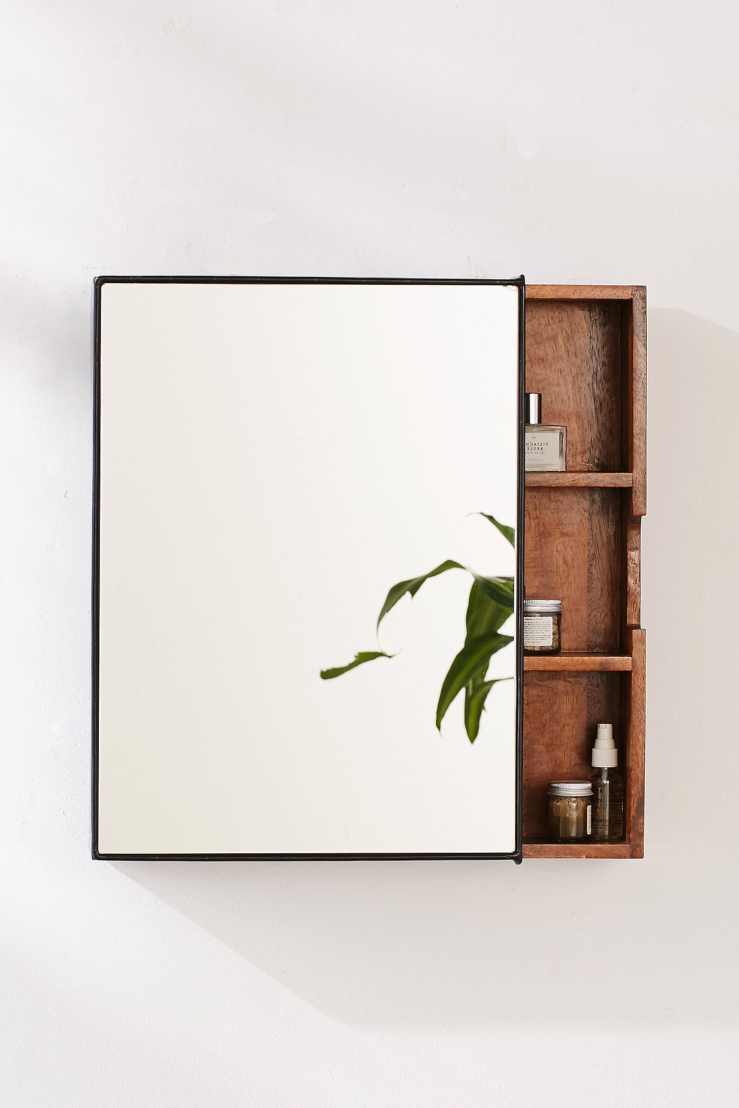 Bathroom Mirrorselle Intended For 2019 Wall Mirrors With Storages (View 5 of 20)
