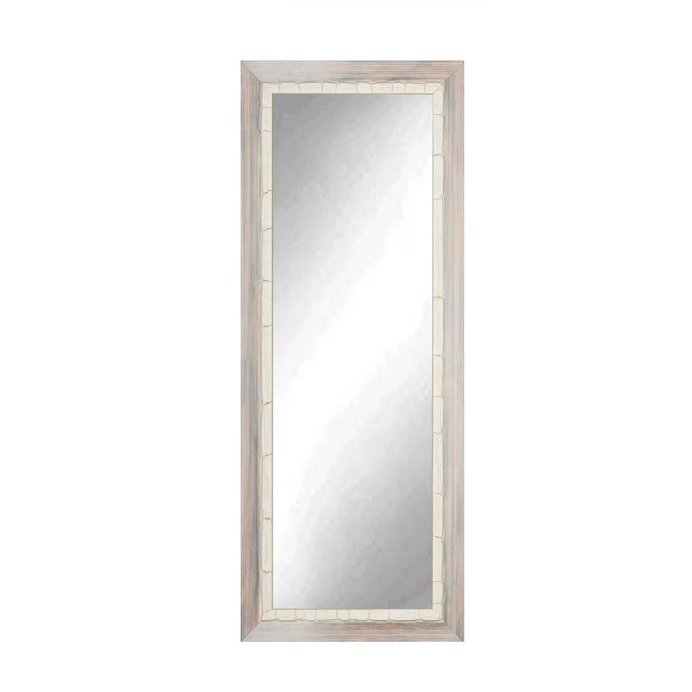 Beachy Wall Mirrors Throughout Recent Brandtworks Weathered Beach Full Length Wall Mirror Bm23thin – The (View 4 of 20)