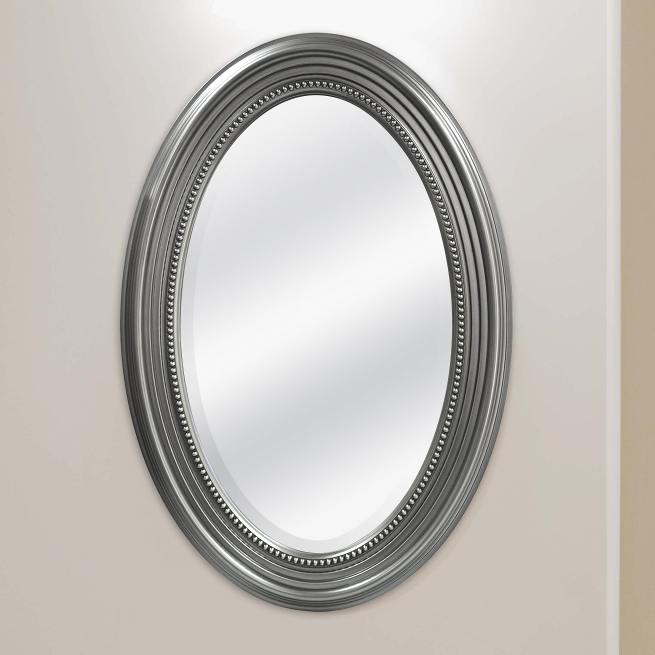 Beaded Accent Wall Mirrors Throughout Famous Beaded Accent Mirror (View 5 of 20)