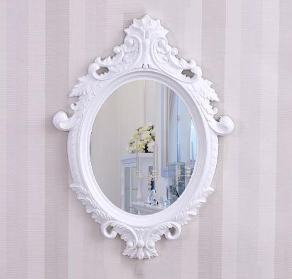 Best And Newest Amazon: Dadao European Bathroom Mirror Plastic Wall For Large Plastic Wall Mirrors (View 5 of 20)