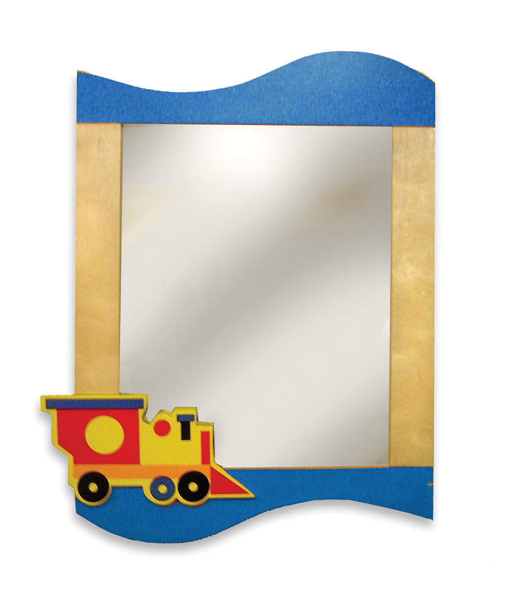 Best And Newest Children Wall Mirrors Pertaining To Boys Like Trucks Wall Mirror (View 8 of 20)