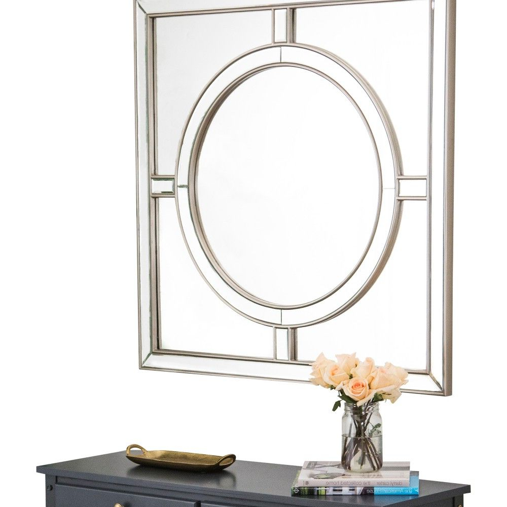 Best And Newest Elevate Wall Mirrors For Elevate Your Entryway With This Champagne Sienna Starboard (View 6 of 20)