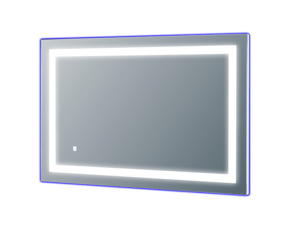 Best And Newest Led Decorative Bathroom Wall Mirror With Regard To Decorative Bathroom Wall Mirrors (View 3 of 20)