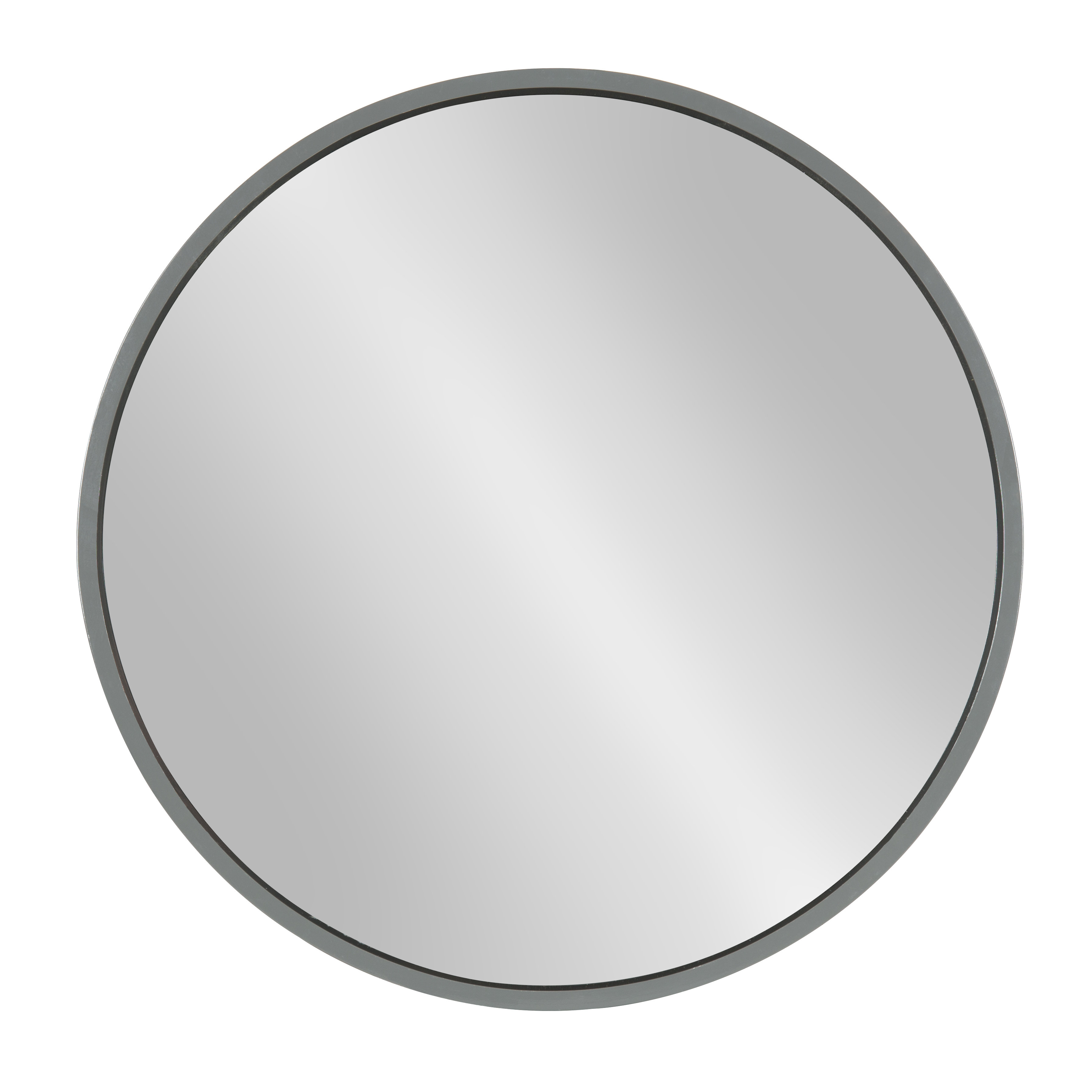 Best And Newest Levan Modern & Contemporary Accent Mirrors Regarding Homerton Round Wall Accent Mirror (View 5 of 20)