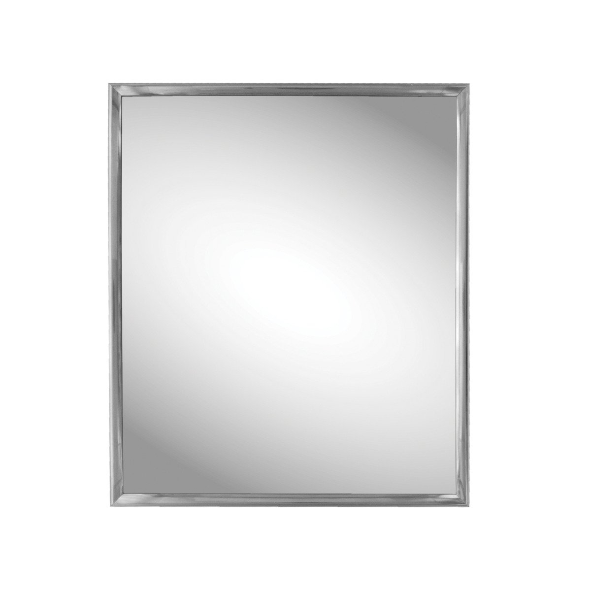 """Best And Newest Lightweight Wall Mirrors Within Andalus Wall Mirror With Silver Frame (2 Pack), 10"""" X 12"""" Inches, Includes  Picture Hanging Kit, Lightweight And Easy To Install (View 2 of 20)"""